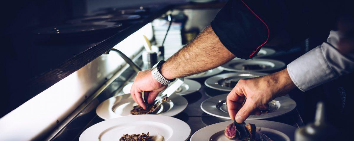 voorbereiden catering