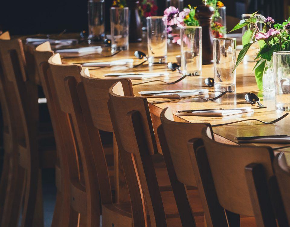 pre-wedding dinner
