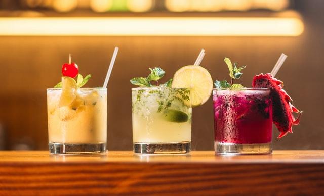 alcoholvrije drankjes